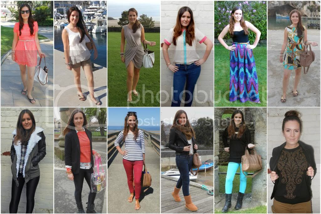 New Year 2012 2013 Fashion Blogger Outfits