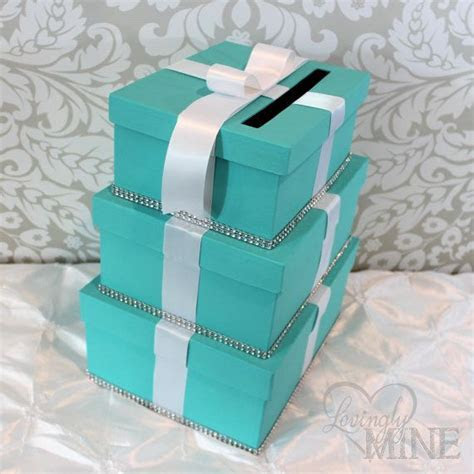 Card Holder 3 Tier Box   Gift Money Box for Any Event in