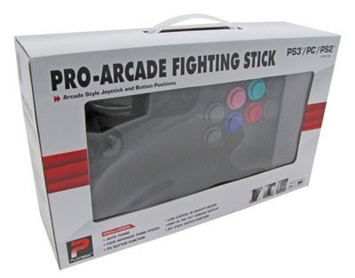 playtech arcade stick review
