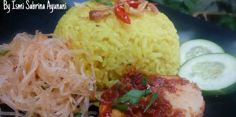 Resep Nasi Kuning Ala Rice Cooker Oleh Ismi Sabrina Ayunani
