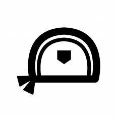 ポーチシルエット イラストの無料ダウンロードサイトシルエットac