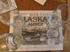Alaskan Beer Tasting
