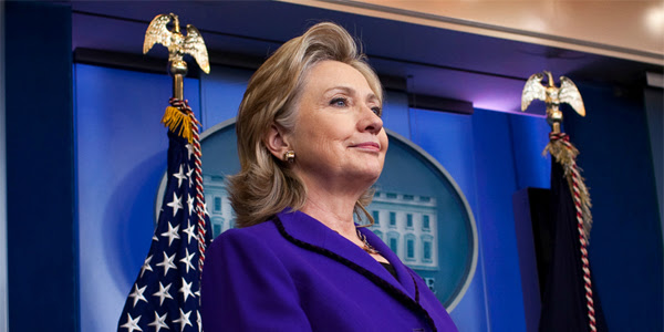 Hillary Clinton (White House photo)