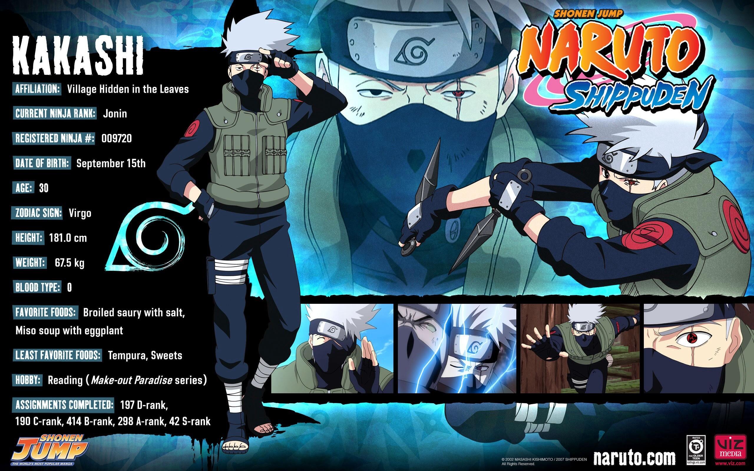 Naruto Sound Village Mobile Wallpaper