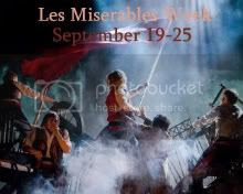 Les Miserables Week
