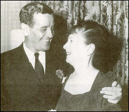 Alan Campbell and Dorothy Parker in 1950
