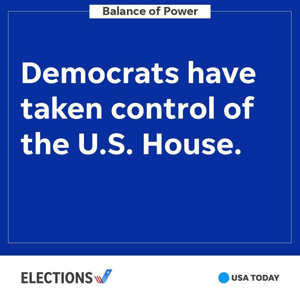 Even though the Republicans retained control of the Senate, Russian patsy Donald Trump will STILL be screwed by the House Democrats.