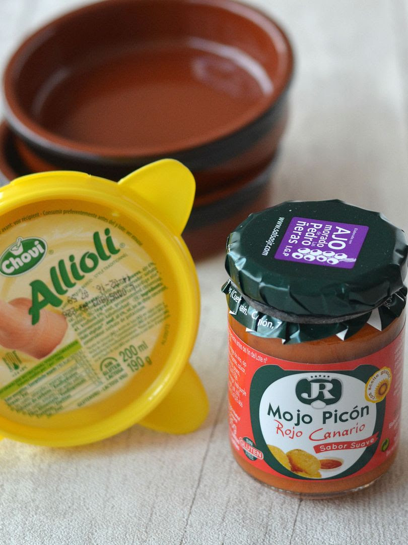 alioli and mojo picon sauce