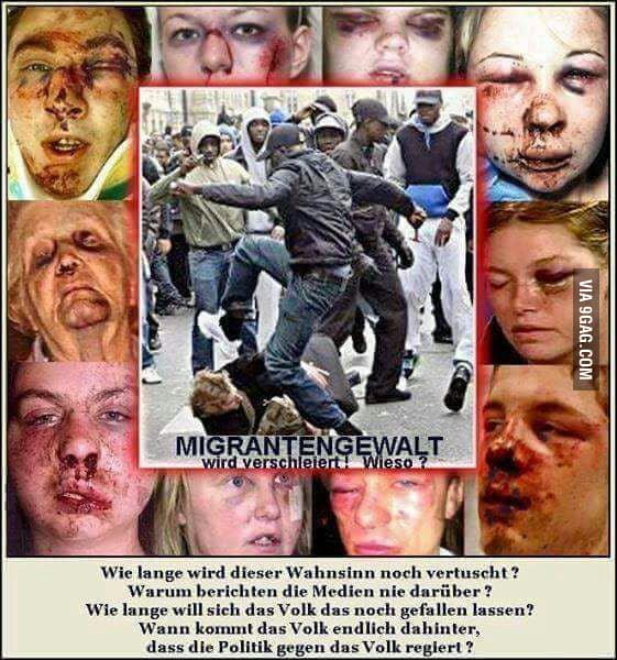 Αποτέλεσμα εικόνας για VIOLENCE IN GERMANY WITH IMMIGRANTS