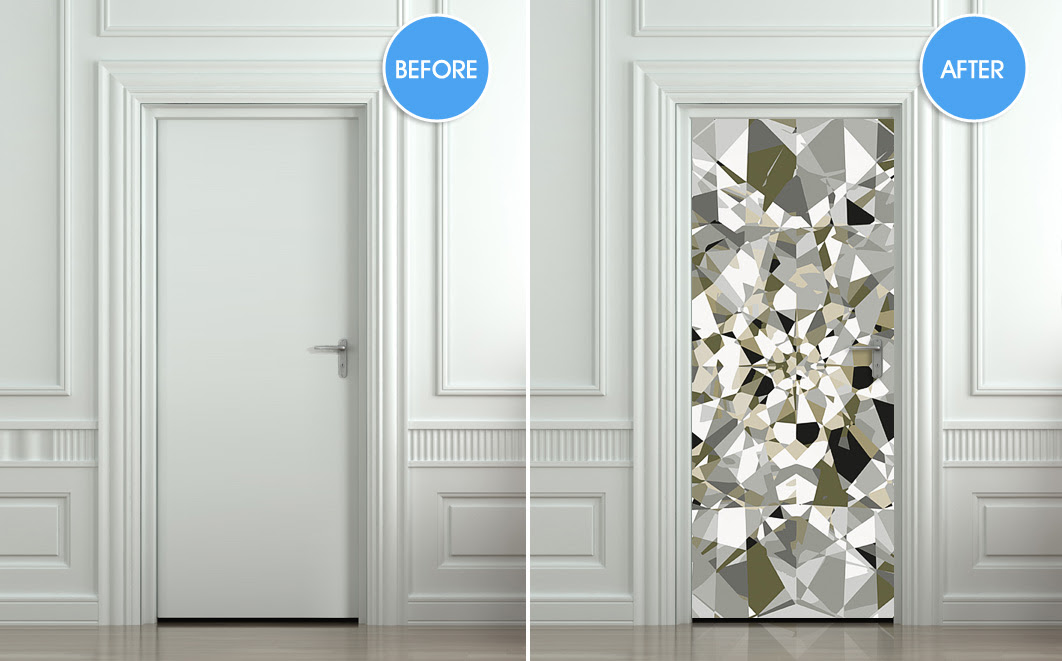 10 Cool Wall Door Stickers Murals Decoholic