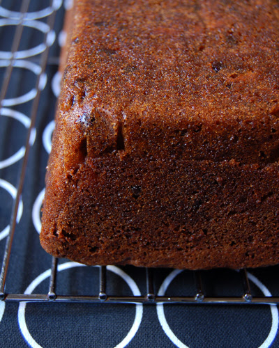 Chocolate and Parsnip Loaf© by Haalo