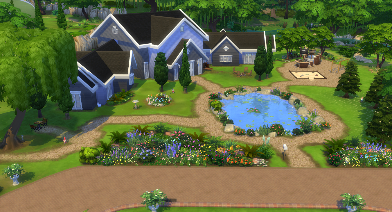 Mmm Is This My House Or Their House The Sims Australia