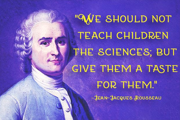 Jean Jacques Rousseau On Education Dr Vk Maheshwari Phd