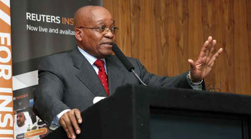 President Jacob Zuma of the Republic of South Africa says that the country's ability to host the World Cup 2010 makes it a contender for the 2020 Olympics. by Pan-African News Wire File Photos
