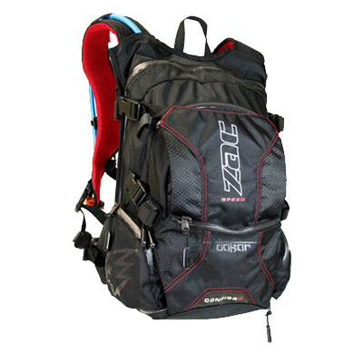 Configurable Adventure Backpack Dakar Zac Speed