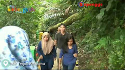 Pesona #Wonderfulbengkulu : Wisata alam air terjun Palak Siring Kemumu