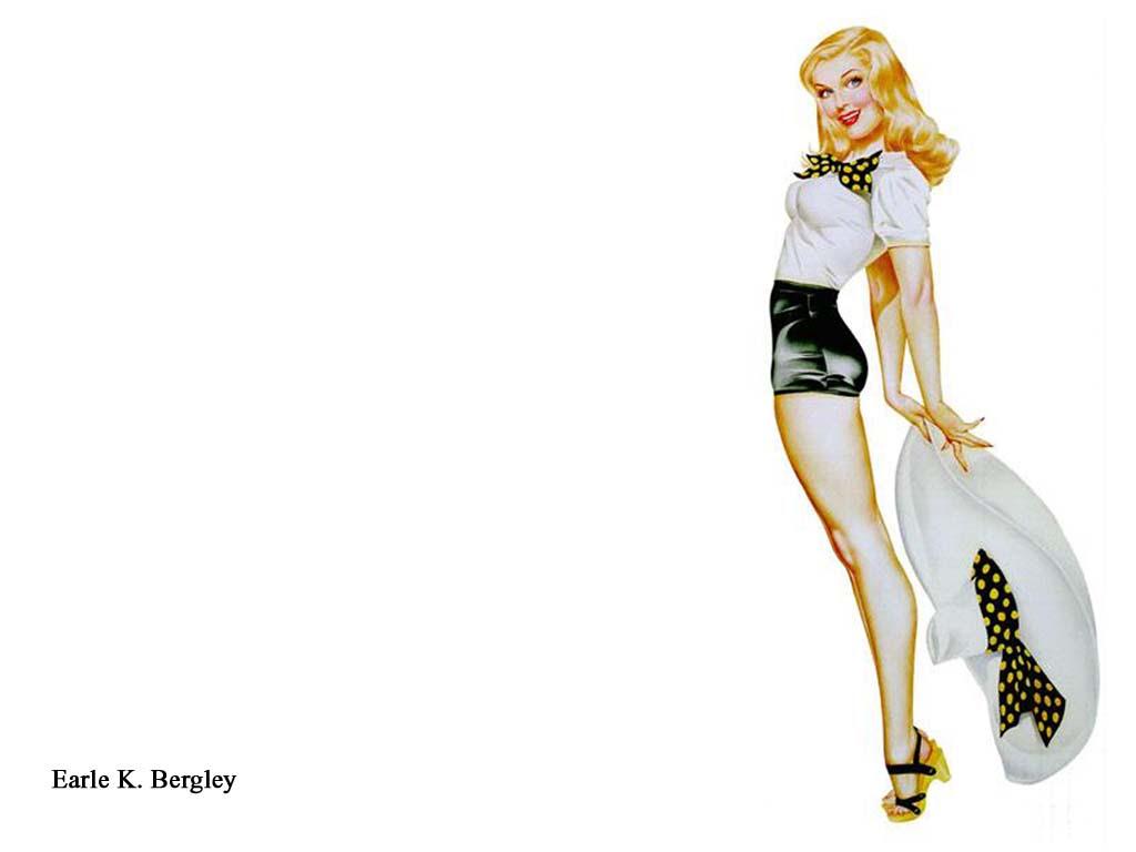 Vintage Pin Up Girls Pin Up Girls Wallpaper 32568394 Fanpop