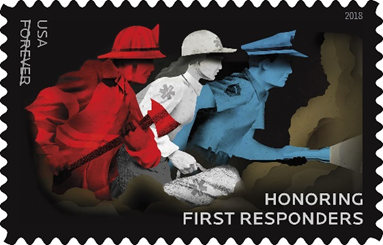 First Responders Forever stamp