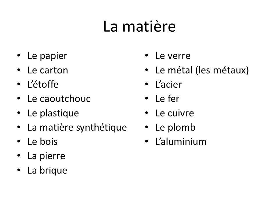 Materiały - słownictwo 2 - Francuski przy kawie