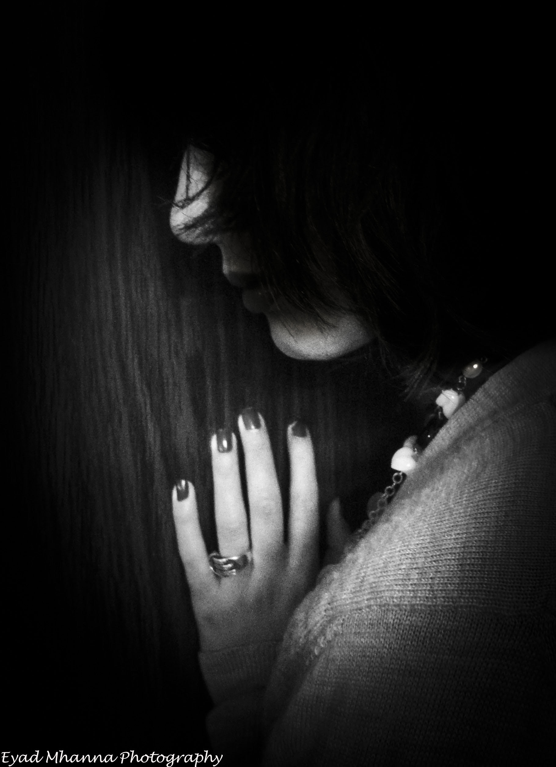 A Lonely Sad Girl Cute Girl Heart Broken And Upset After Love