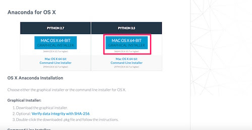 Anaconda Mac Download - crenew
