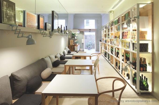 Desain  Interior  Cafe  Homey Joy Studio Design Gallery