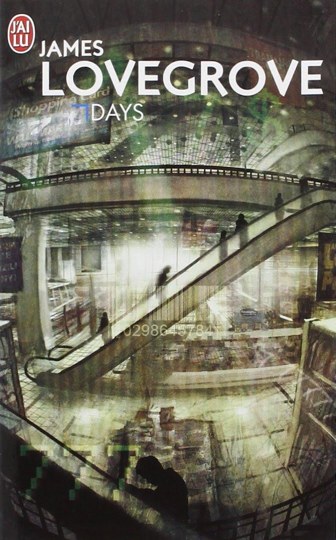 Days - James Lovegrove