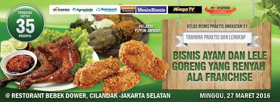 Contoh Gambar Spanduk Ayam Bakar - desain banner kekinian