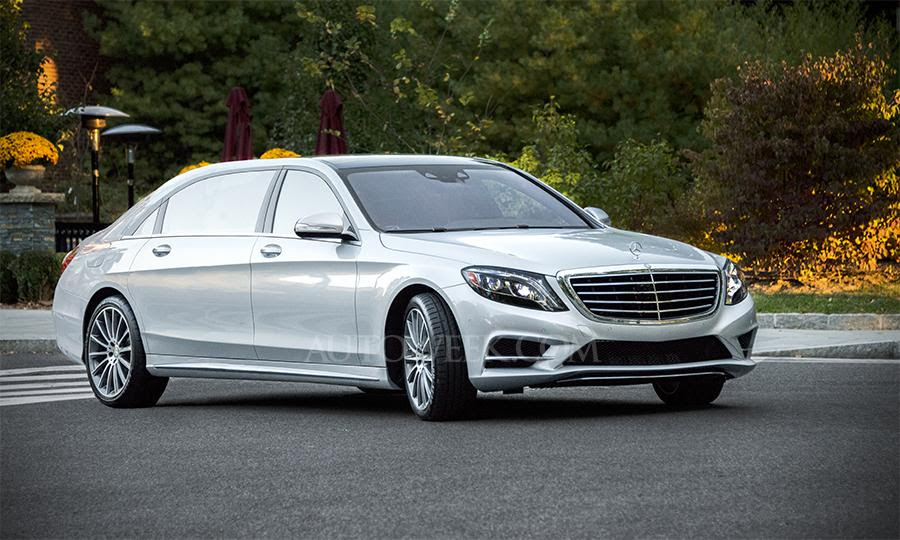 Mercedes to revive the Maybach name for the long-wheelbase S-Class -