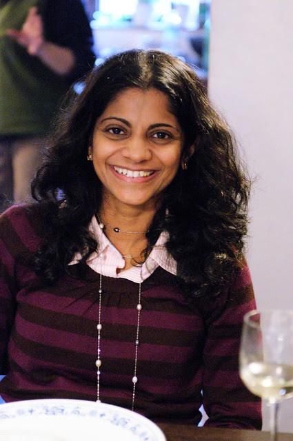 Raji, so gorgeous!
