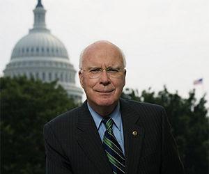 Patrick Leahy. Foto:  senate.gov