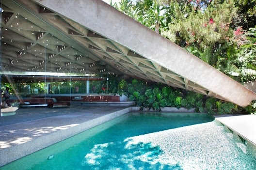 Sheats/Goldstein residence by John Lautner