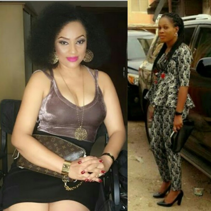 Lillian Bach Arrests Her Manager, Adedoyin Sulaiman Over N120k Debt