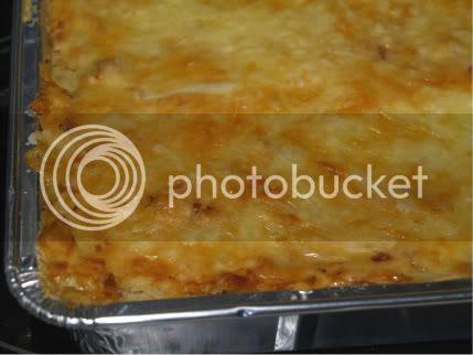 Cheesy Garlic Breakfast Potatoes