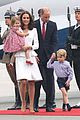 kate middleton prince william arrive in poland with george charlotte 05