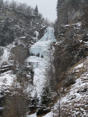 La cascata di Alpenzù