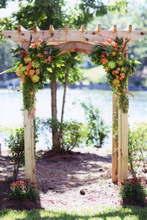 184 best Decor for Ceremony Structures images on Pinterest