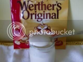 iogurte de werther´s original