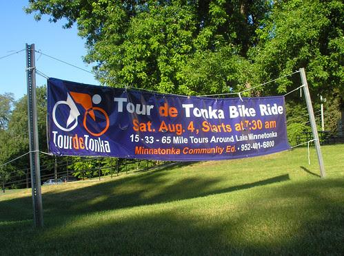 Tour de Tonka - sans bicycles