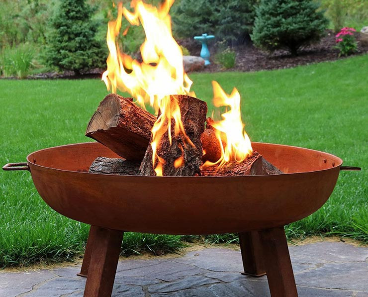 The Best Fire Pit A Guide To Choosing The Right Fire Pit