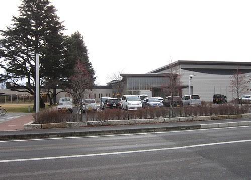 穂高交流学習センター「みらい」 2012年12月8日 by Poran111