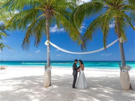 Sandals Barbados, Barbados, Caribbean Wedding   Tropical Sky