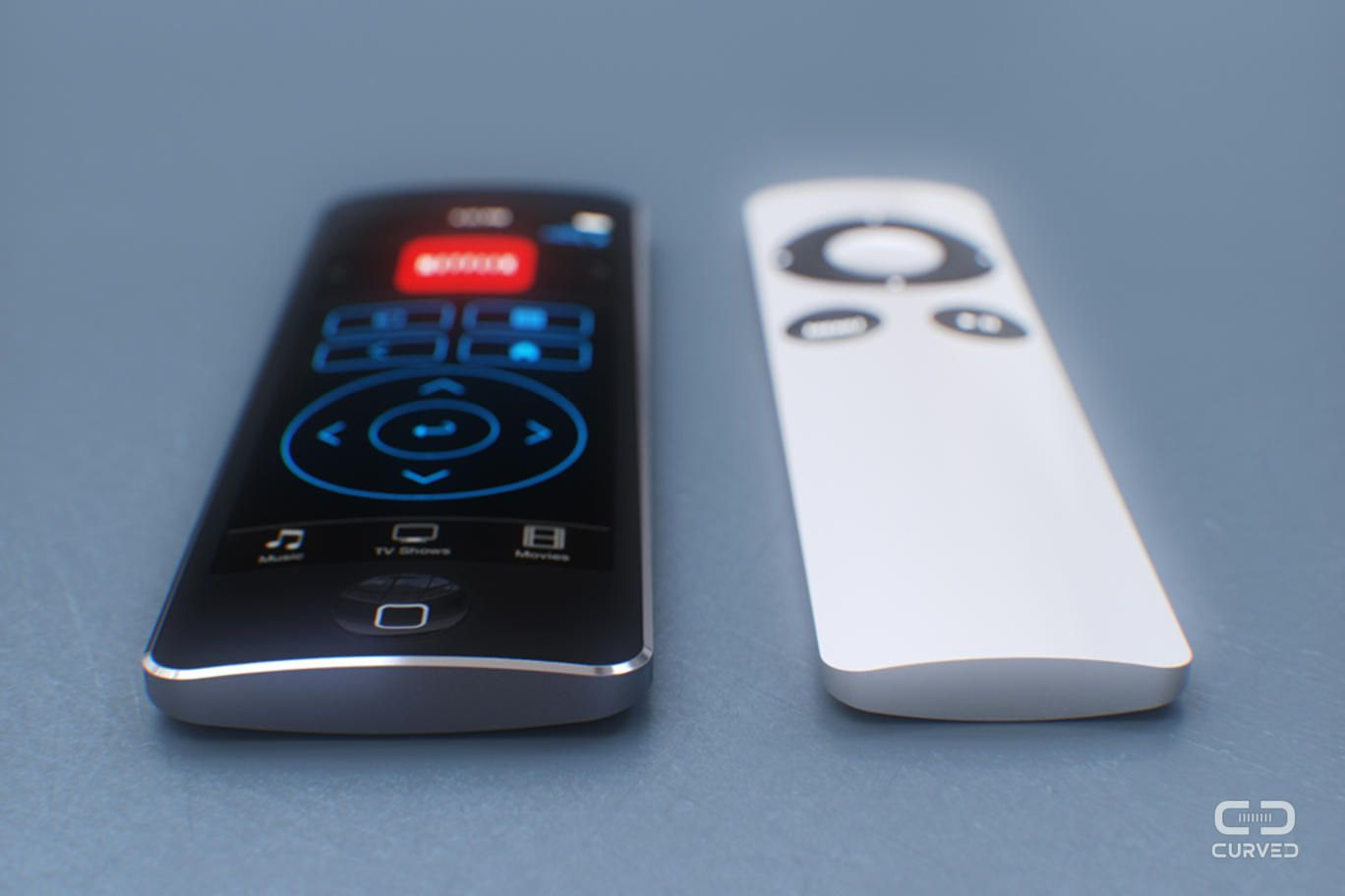 Apple Tv Remote Is Getting A Trackpad This Summer Cult