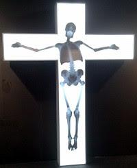 Εσταυρωμένος Ιησούς («Θέατρο Σκιών», Αναστασάκος - ART ATHINA 2013)