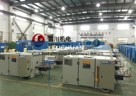 plc control copper wire processing equipment  stranding