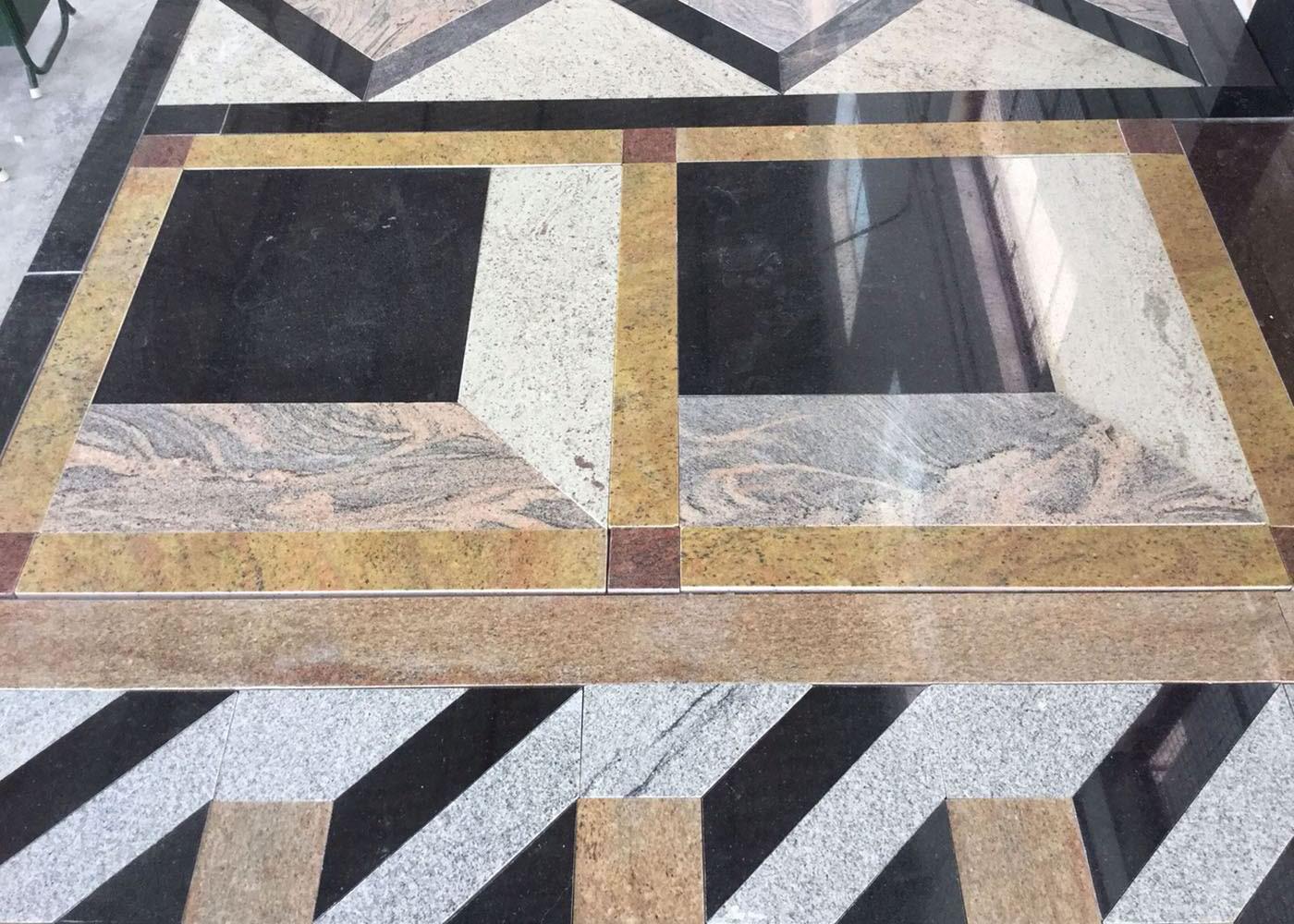 Floor Granites Designs - Modern House