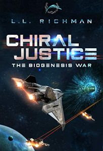 Chiral Justice by L.L. Richman