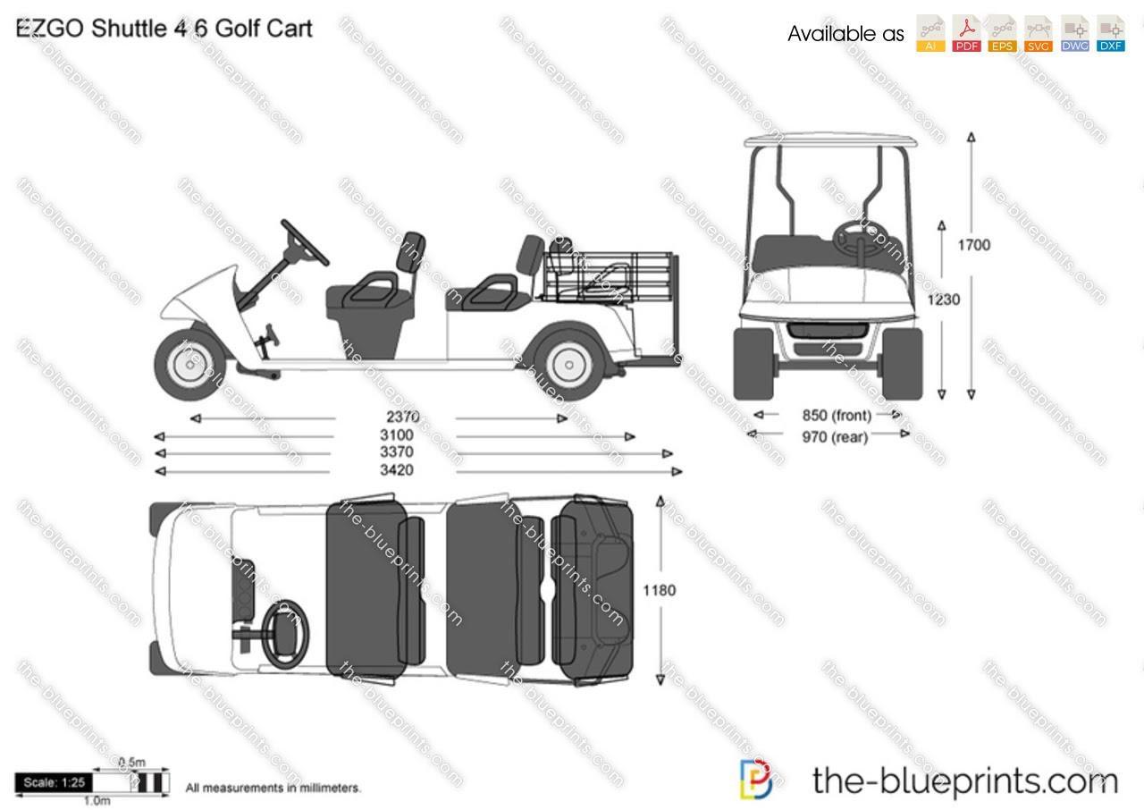 Ez Go Golf Cart Wiring Diagram Pdf