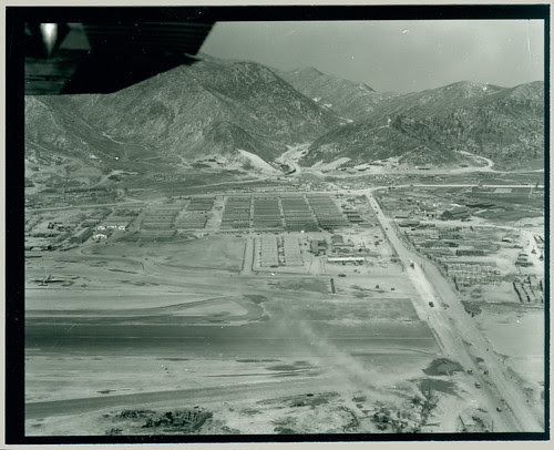 Air base from the air