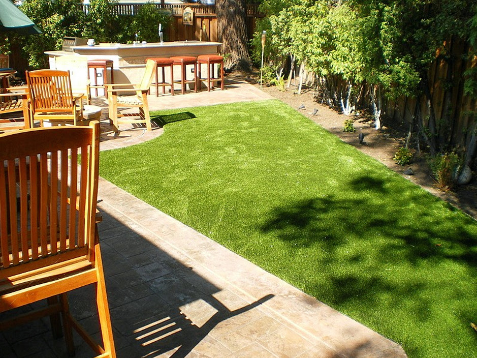 Fake Grass Carpet Queen Creek Arizona Landscape Design Backyard